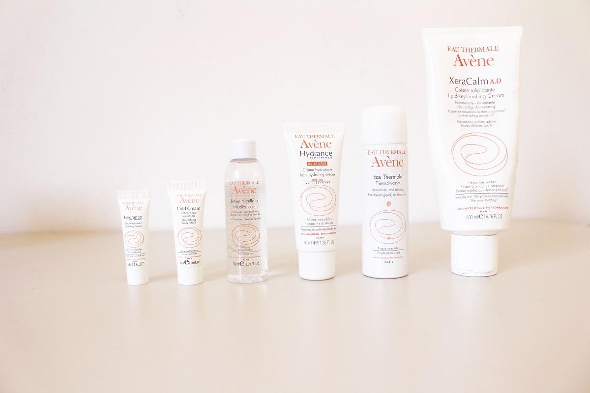 Eau Thermale Avène - Sensitive Skin Care