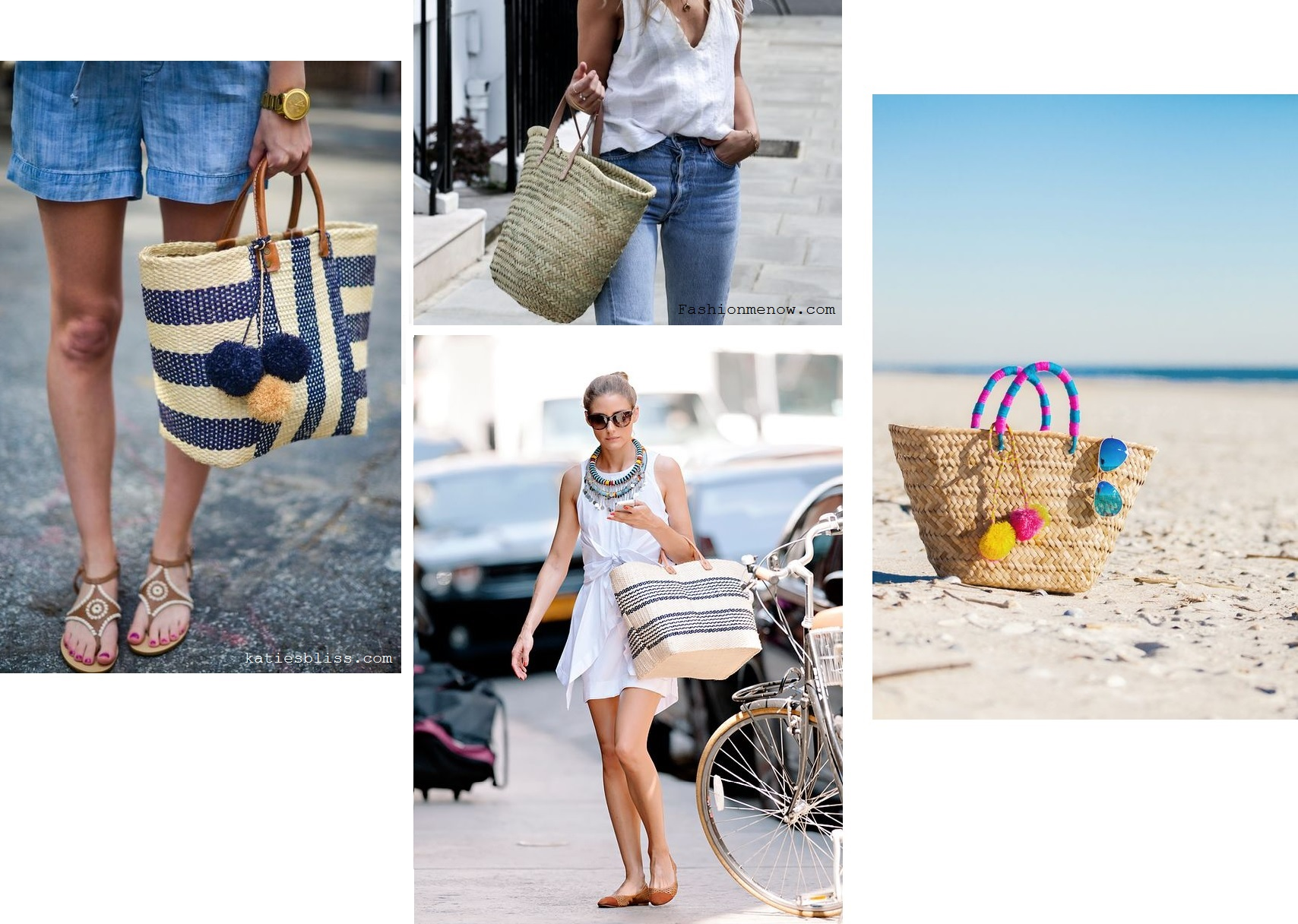 5. Straw bag summer fashion 2016 credit