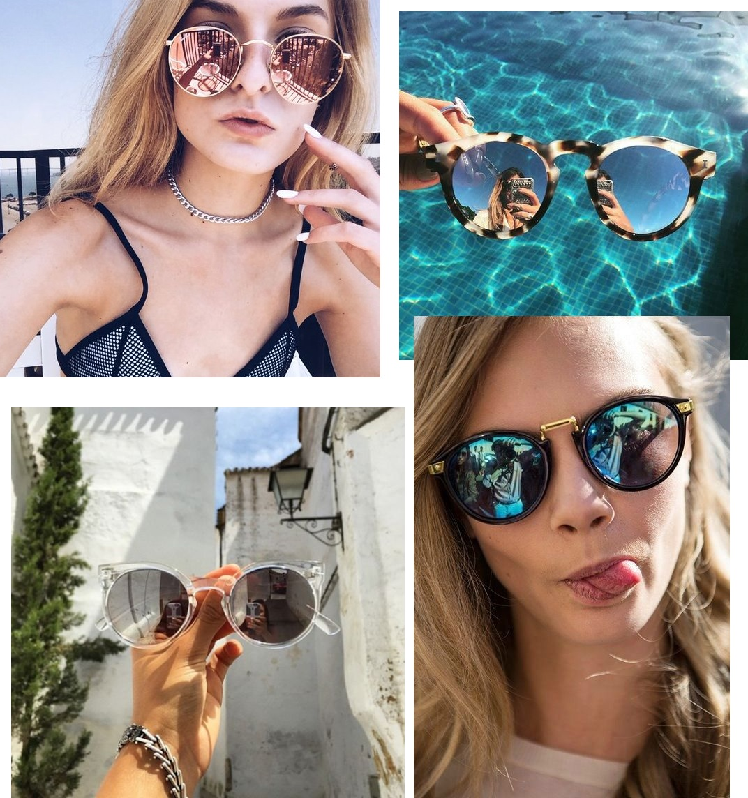6. Sunglasses summer trend 2016
