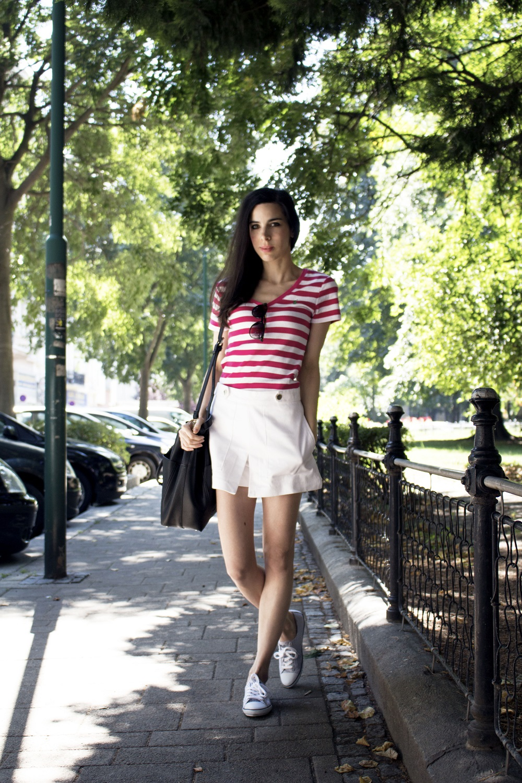 3. Ralph Lauren sporty outfit