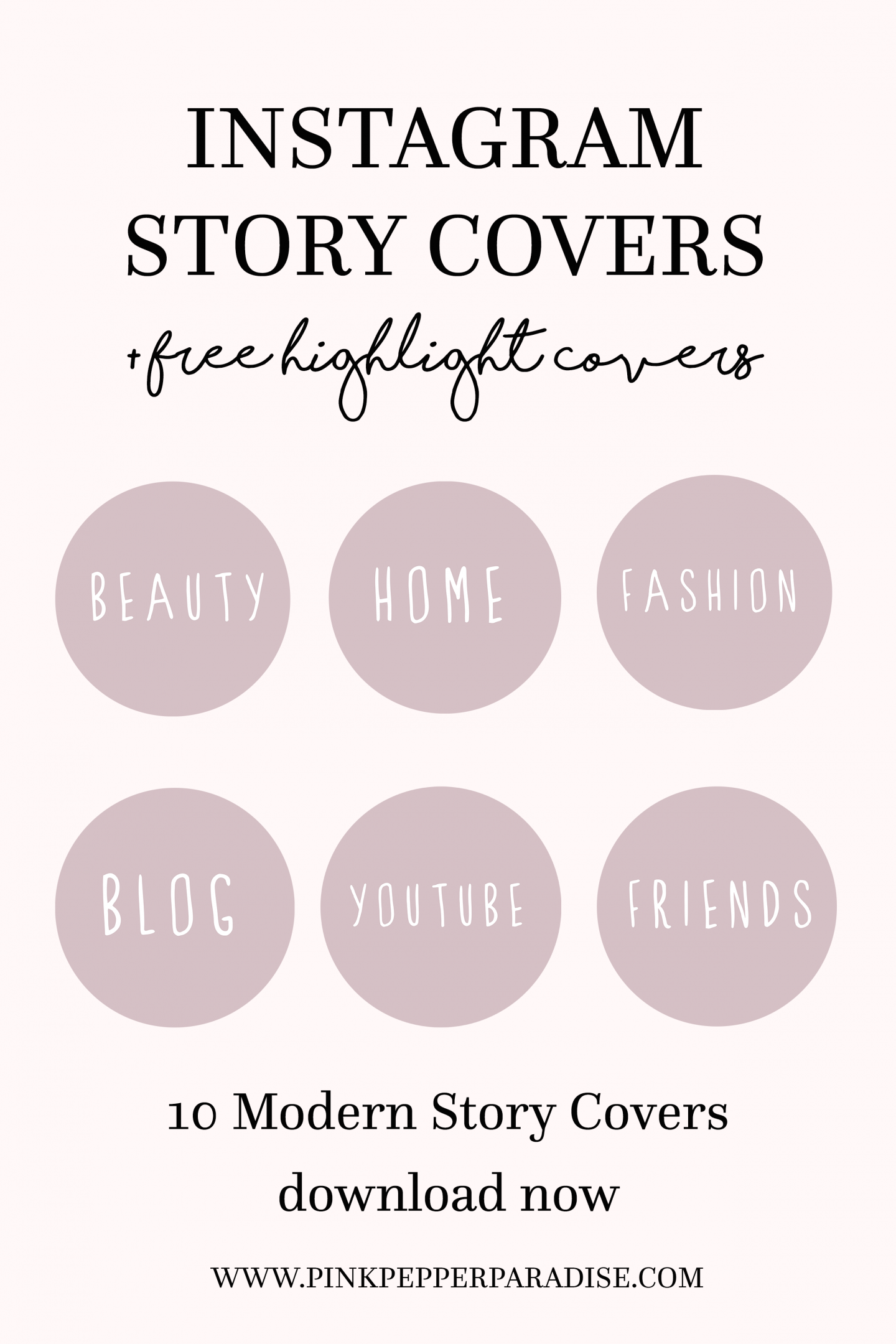 10 modern story cover free download
