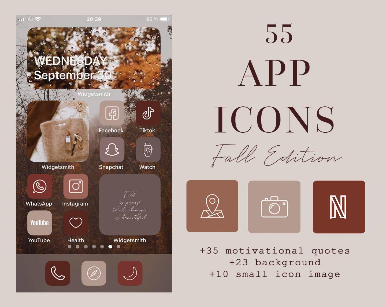 Új iOS14 ikonok – hogyan legyenek neked is egyedi ikonjaid